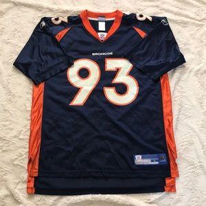 Vintage Denver Broncos Trevor Pryce Jersey